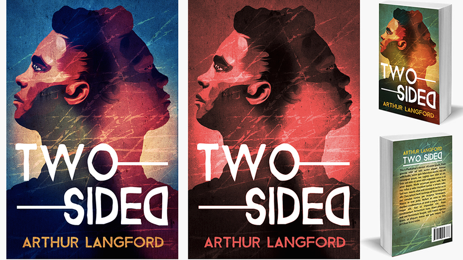 couverture de livre two sided