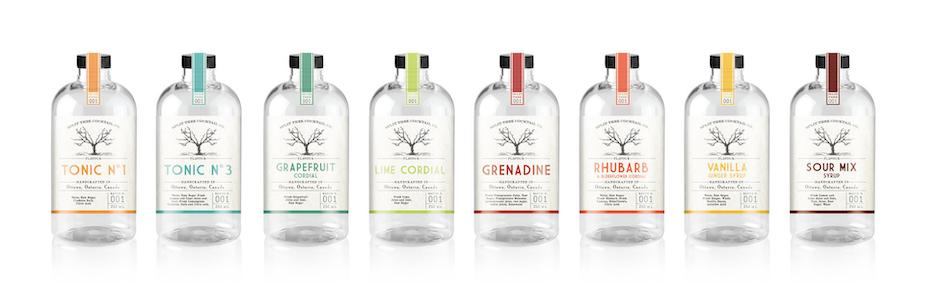 etiquettes de bouteilles