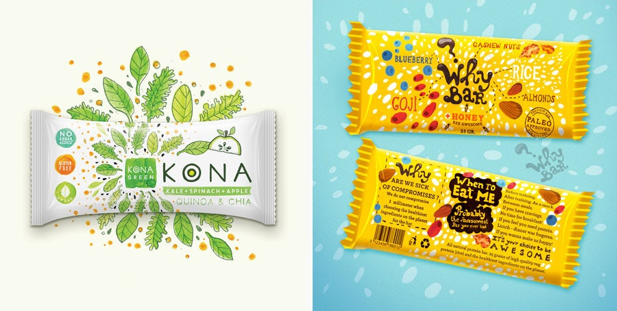 packaging design by martis lupus