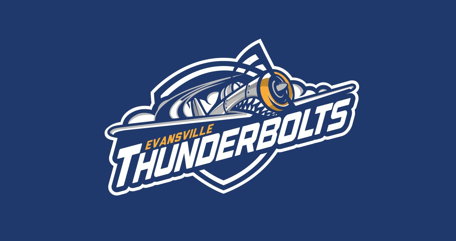 13 thunderbolts logo