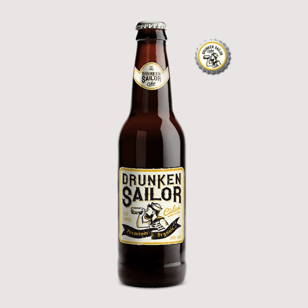 Drunken Sailor Cider
