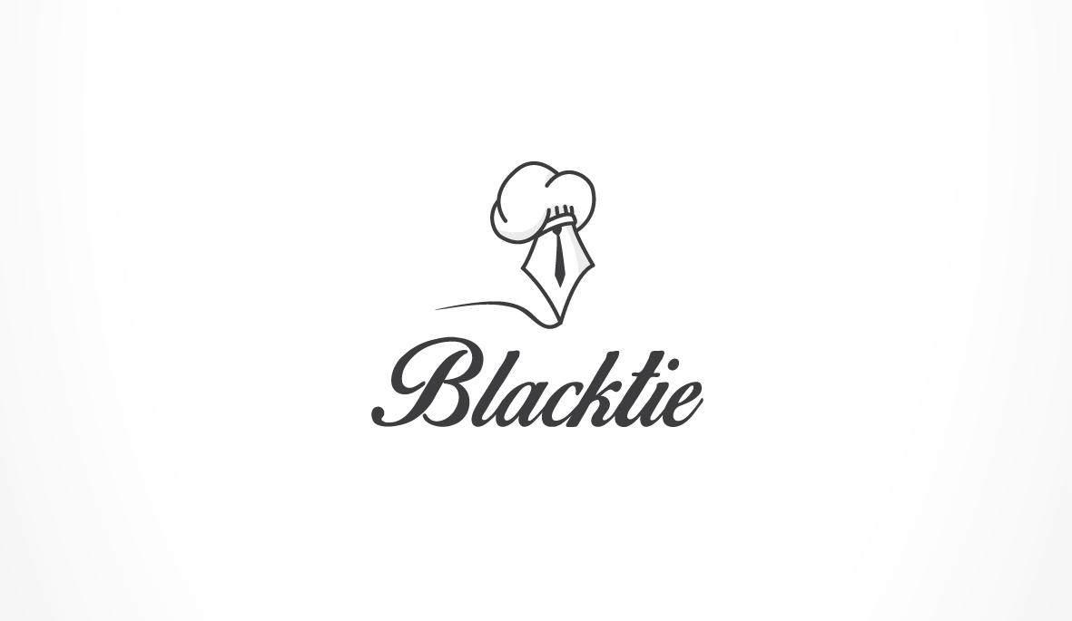 25 blacktie logo