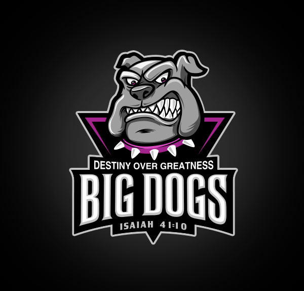 3 big dogs logo