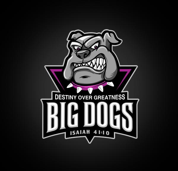 3 big dogs logo