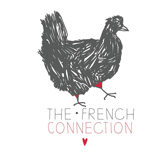 6 french connection logo