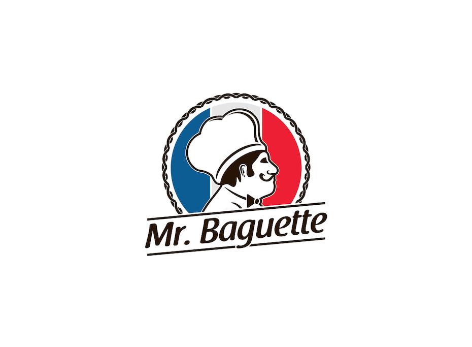7 baguette logo