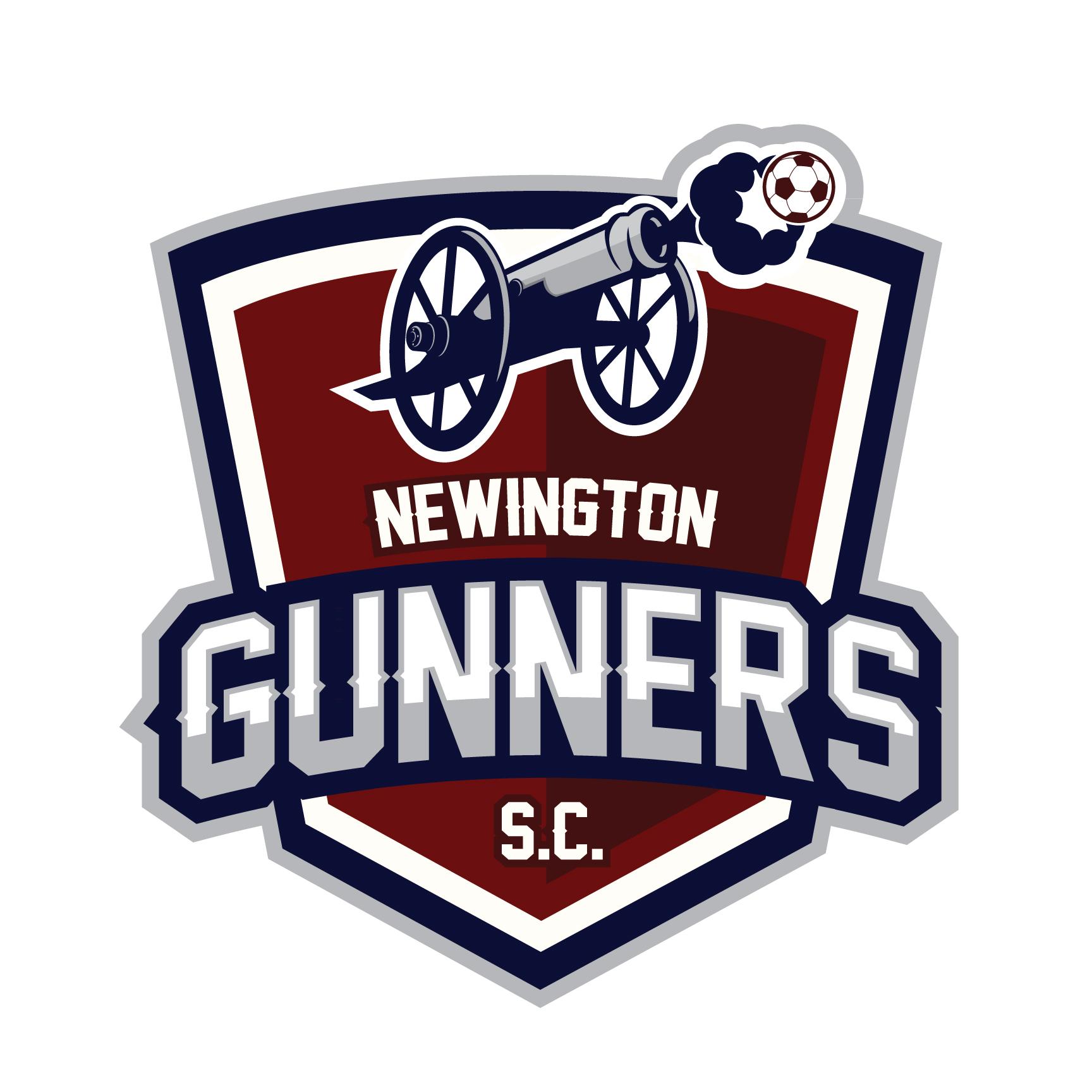 8 gunners logo design
