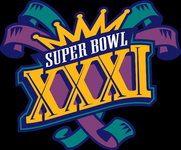 Super Bowl XXXI logo