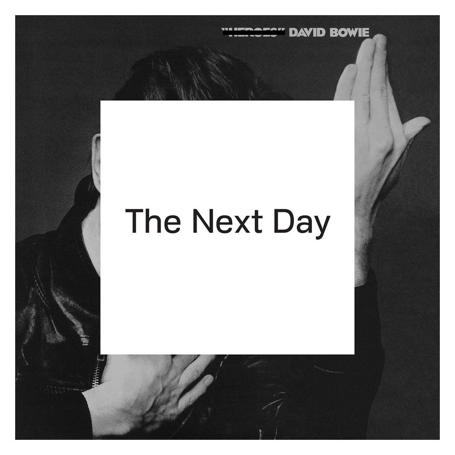 Pochette d'Album de David Bowie