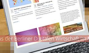 Berlin boomt – Digitale Synergien nutzen