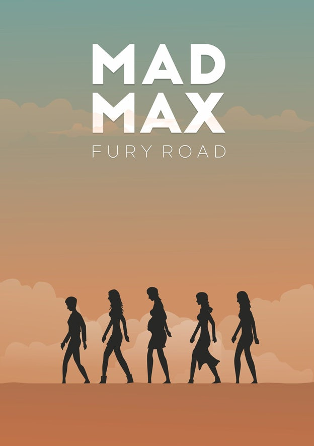 mad fury road