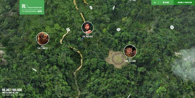 rainforest_arkivert_no
