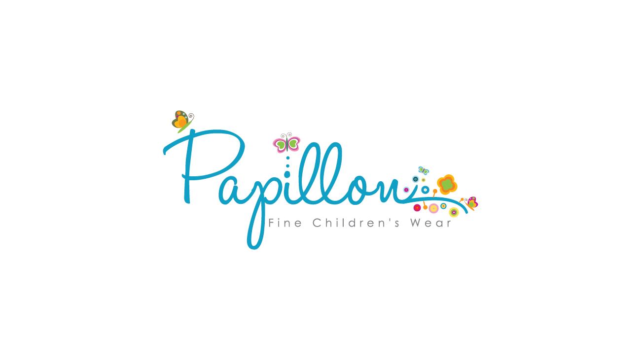 2 papillon logo