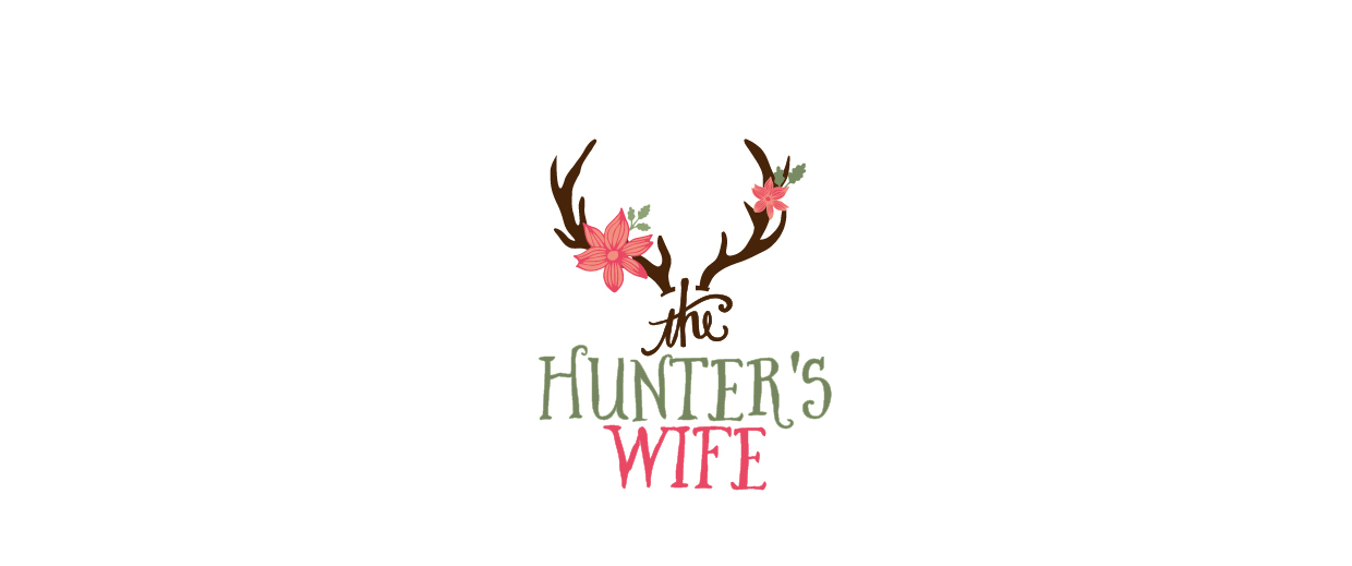 28 hunters wife logo