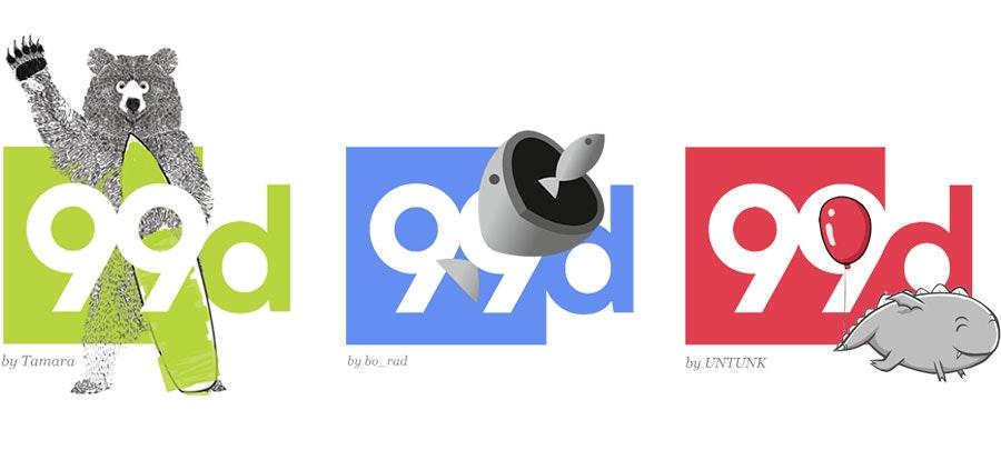 99designs logo finalist
