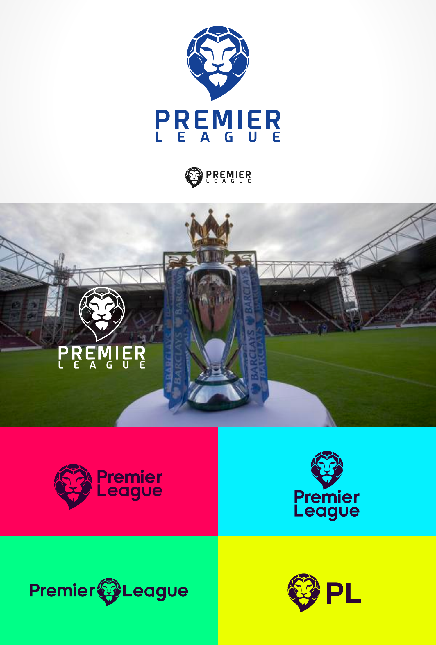 Premier League Logo 4