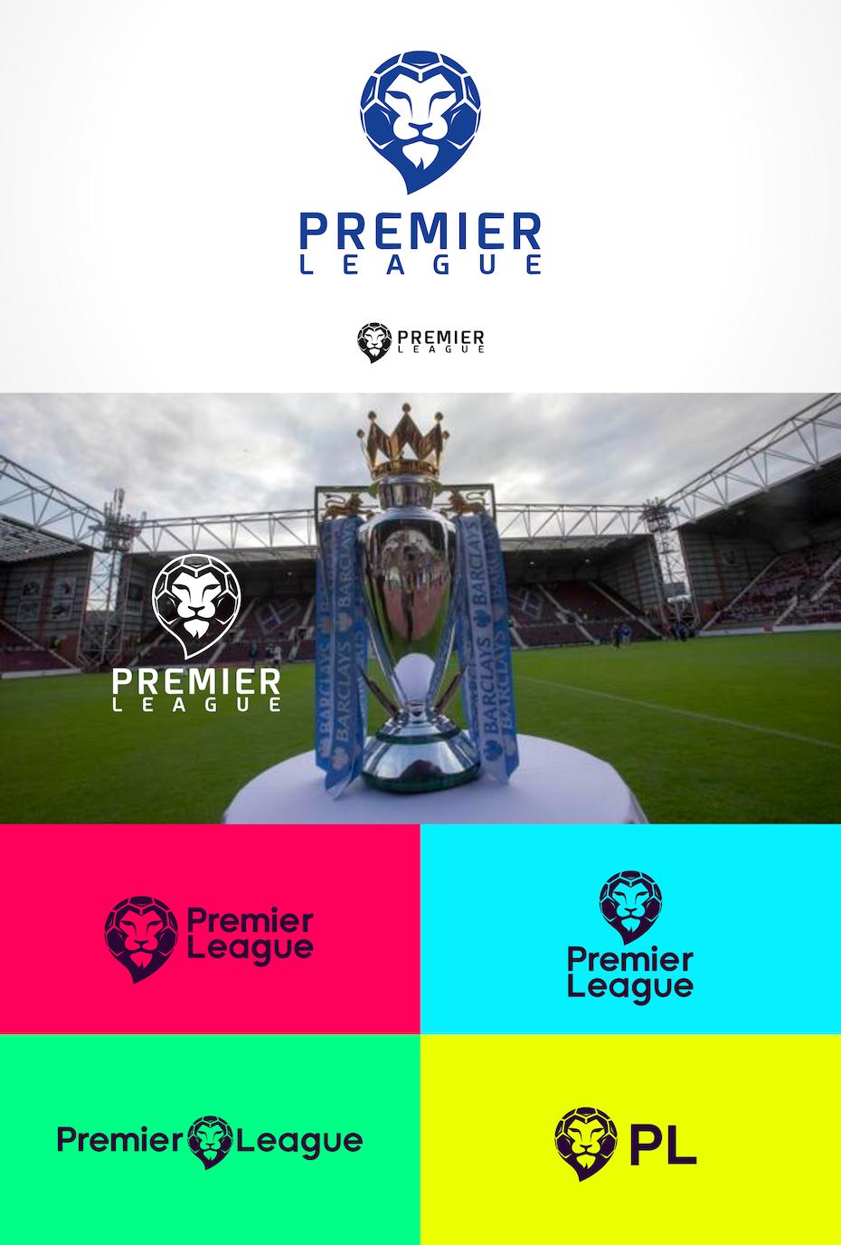 Premier League Logo 4
