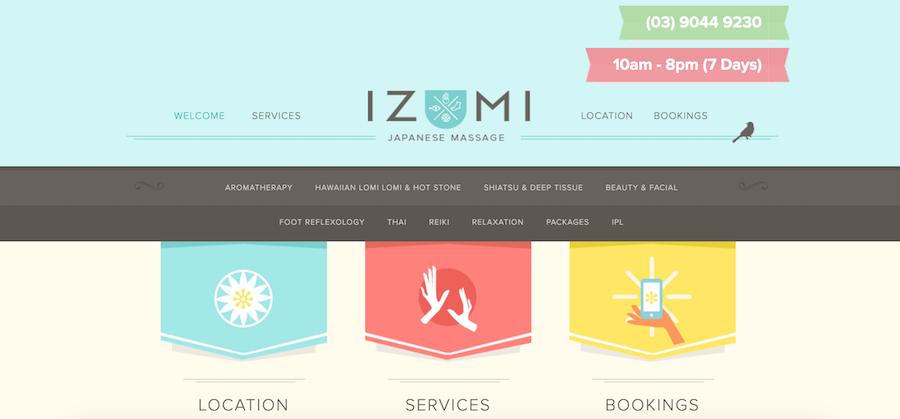 Izumi Japanese Massage