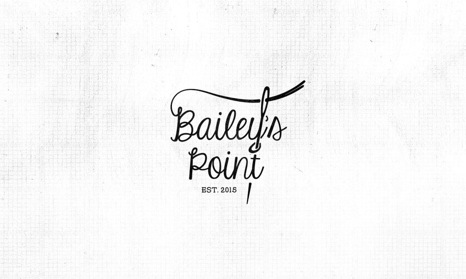 Dave Roach's logo for Bailey's Point