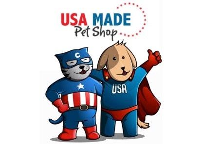 ペット用品会社のキャラ