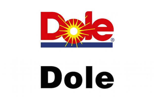 Dole fruit logo