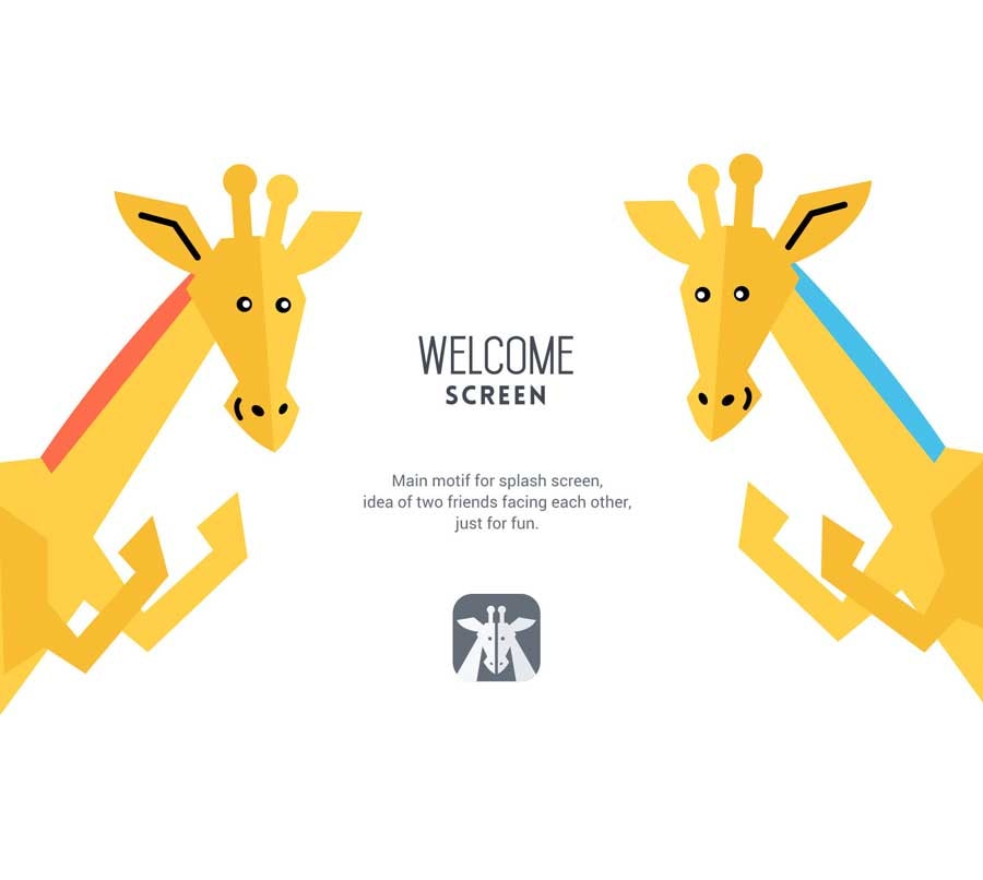 FriendsCompete mascot