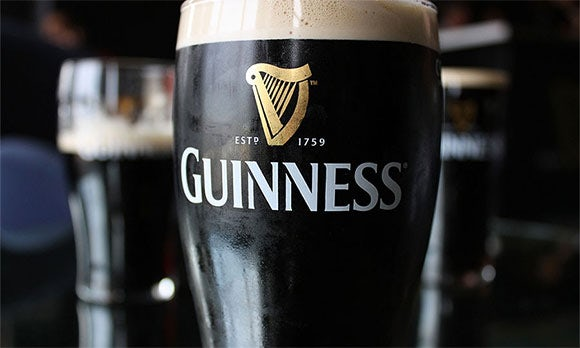 St. Patrick's Day symbols: The harp
