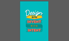 Create a typographic poster in Adobe Illustrator