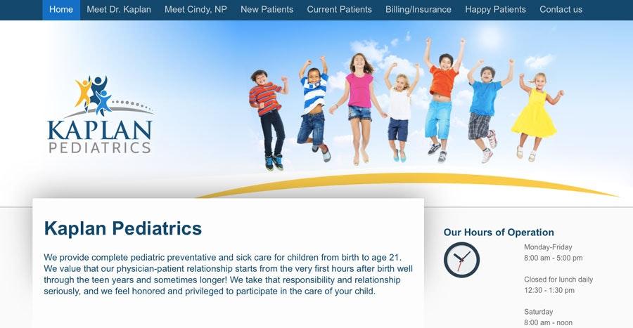 Kaplan Pediatrics