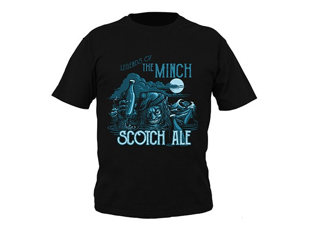 Legends of the Minch scotch ale