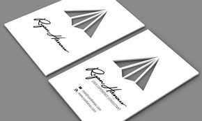 I designed my business cards. Now what?