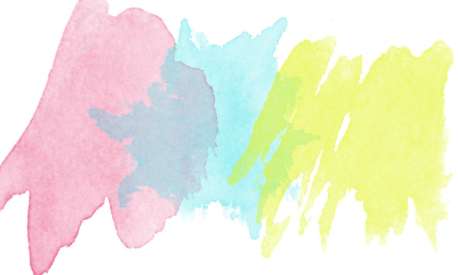 Watercolor photoshop brush