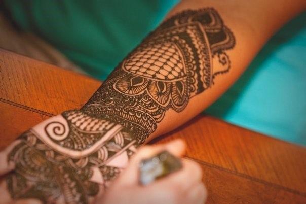 タトゥーの事前知識