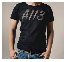 絵のあるTシャツ例1