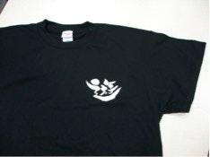 絵のあるTシャツ例2