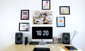 The art of workspace organization