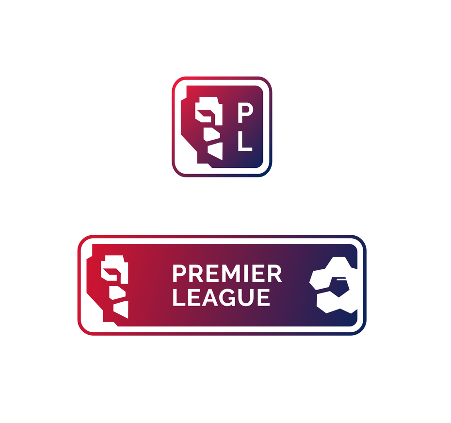 Premier League Logo Entwurf