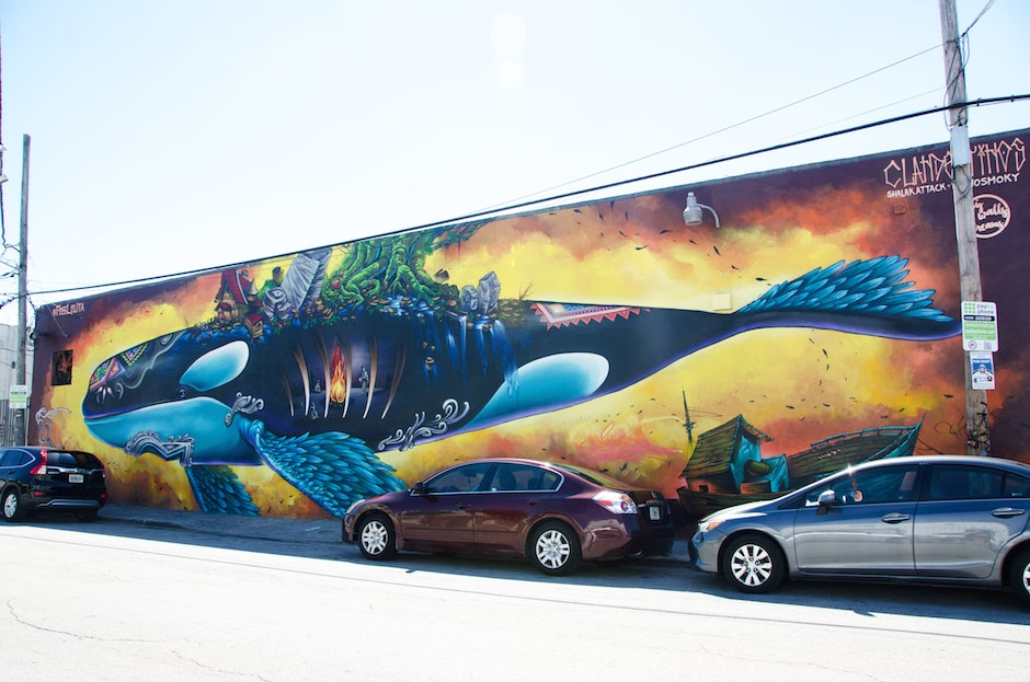 Wynwood wall orca by Clandestinos