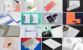 Bolster your branding with envelope and letterhead design