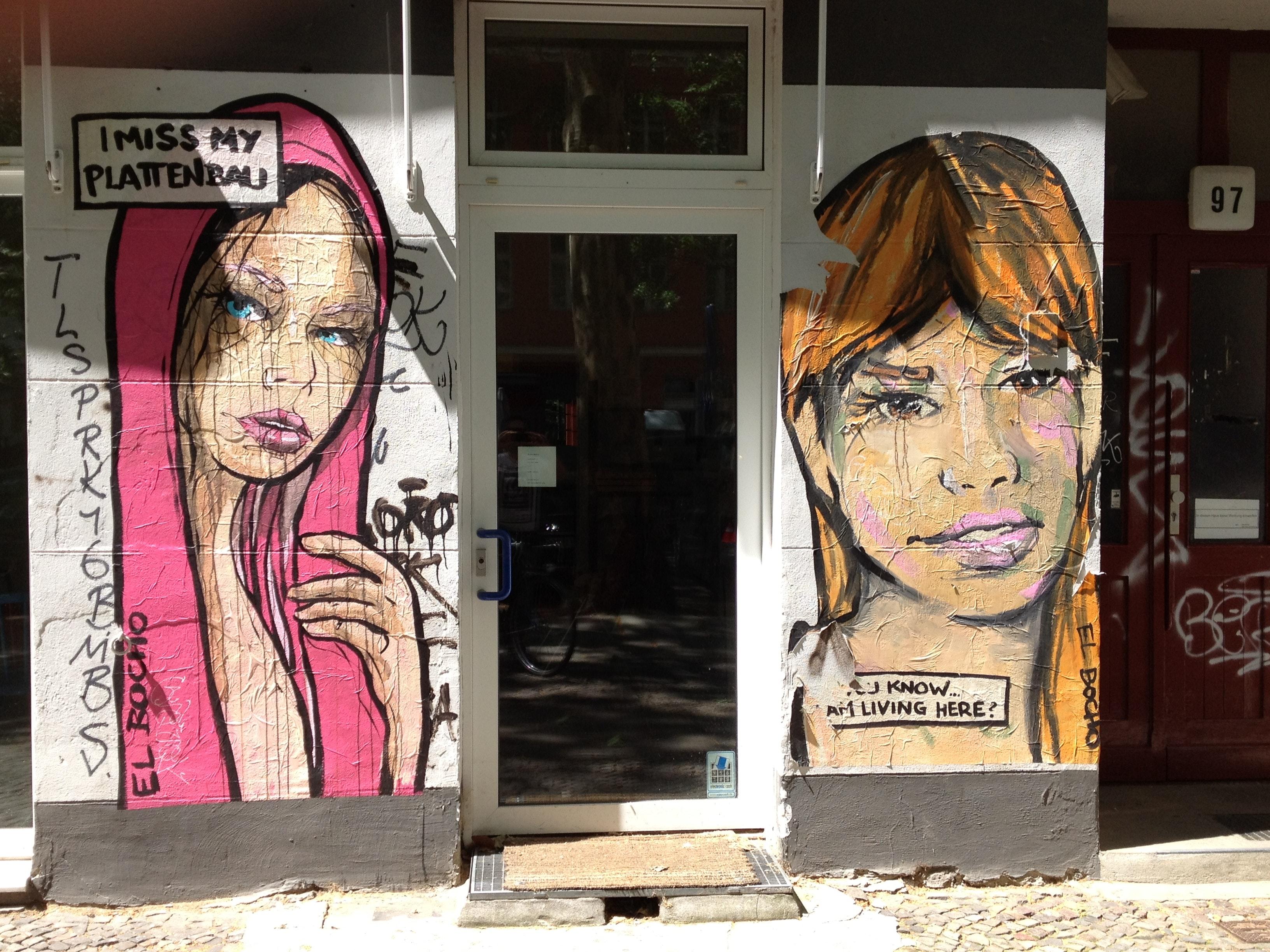 Straßenkunst Berlin