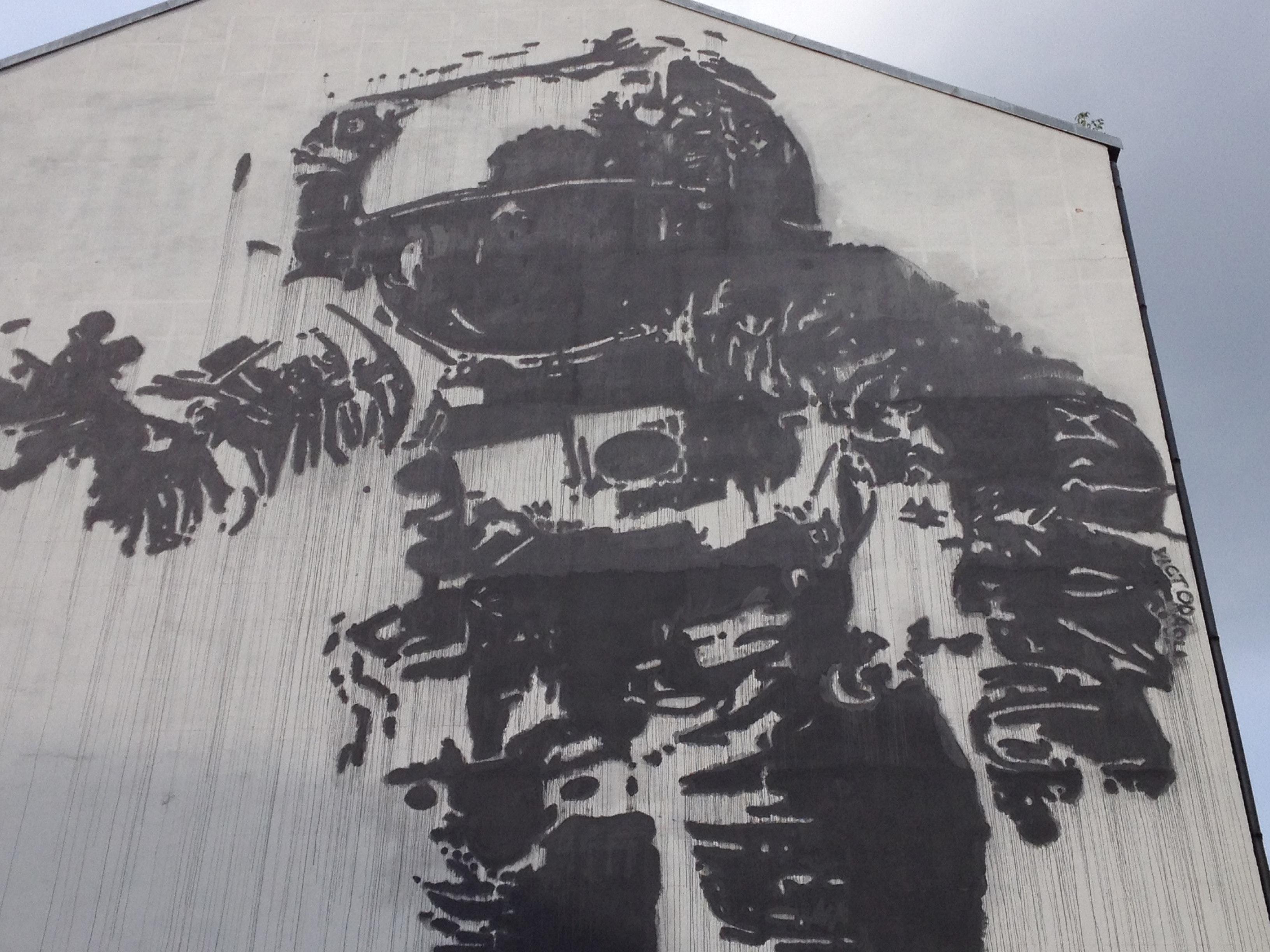 Astronaut Berlin