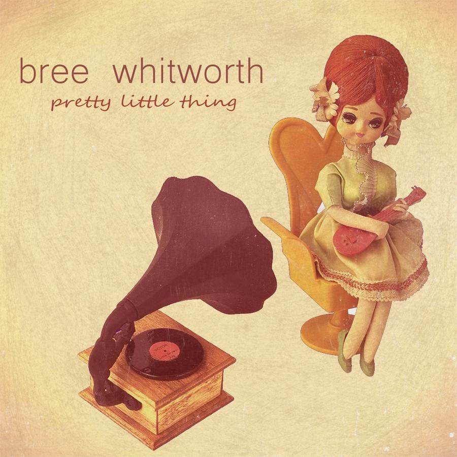 bree whitworth album cover