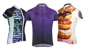 Get a grip on cycling jersey design