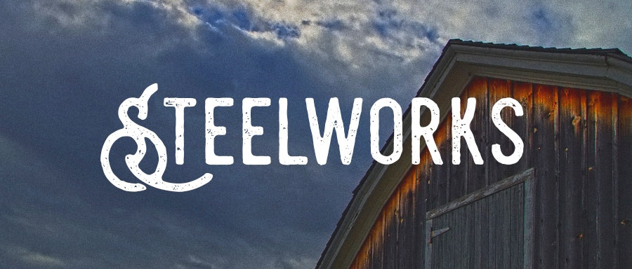 steelworks font
