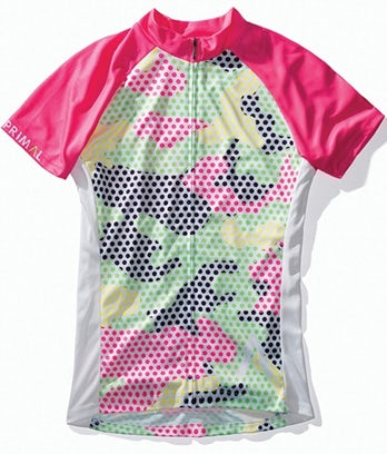 camouflage cycling jersey design
