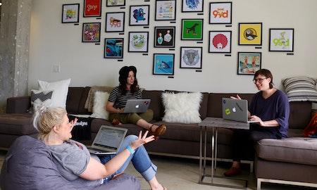 Das Büro einrichten – Tipps für mehr Produktivität und Wohlbefinden