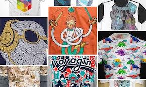 あなたの素敵なデザインをTシャツに印刷する4つの方法