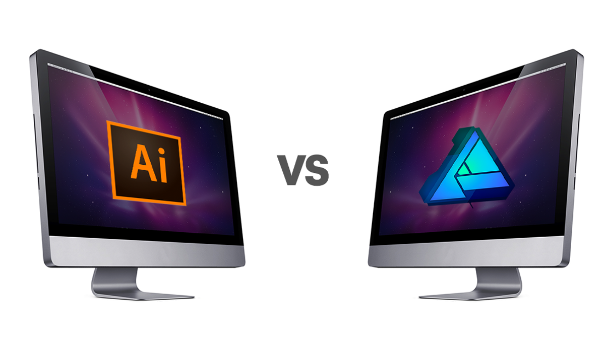 Affinity Designer vs  Adobe Illustrator: can Designer replace