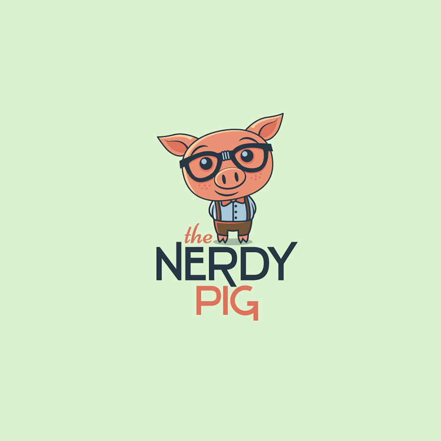 The Nerdy Pig