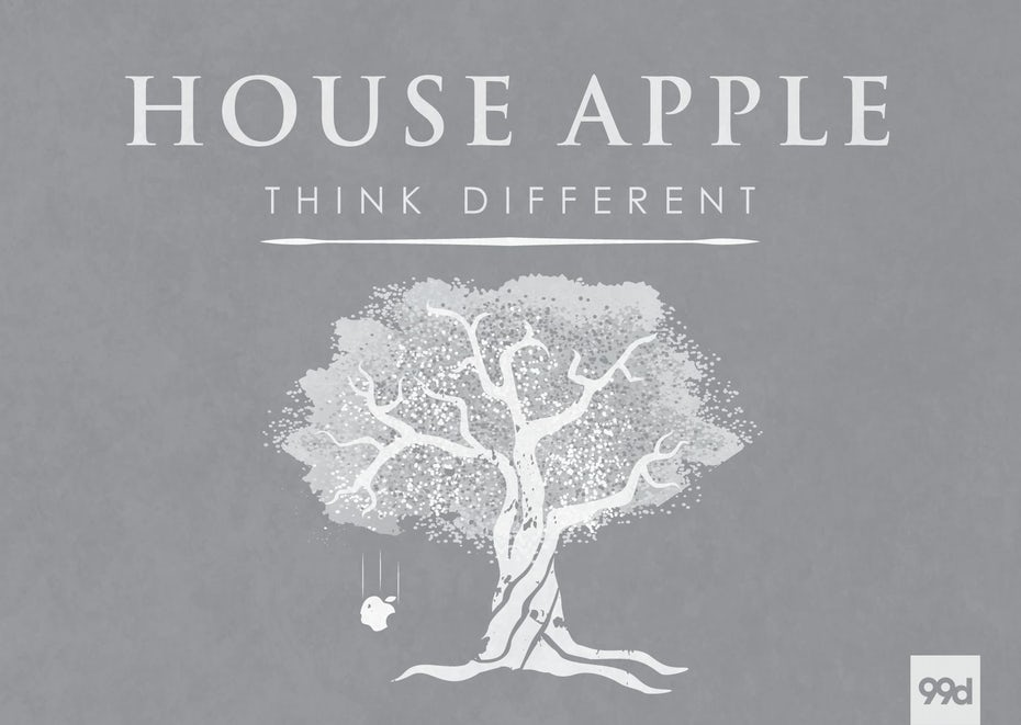 Game of Thrones House Apple